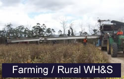 Farming Rural WH&S