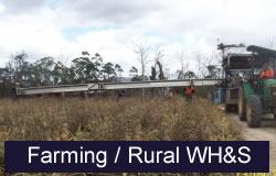 Farming Rural WH&S