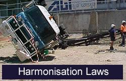 Harmonisation Laws
